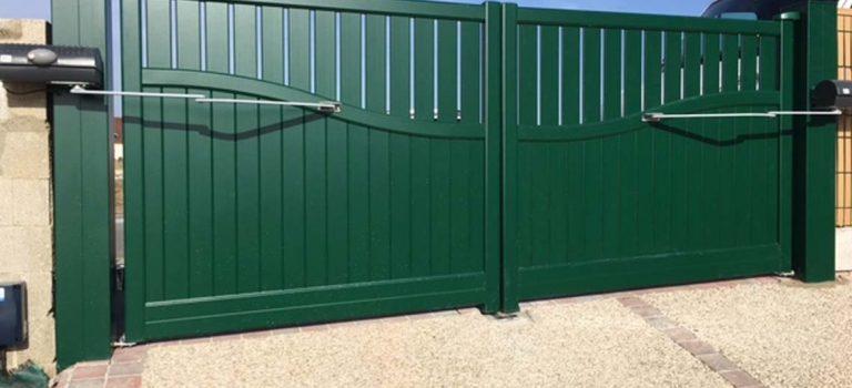 Quelle solution pour l'installation de votre portail ?