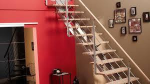 Des escaliers pour grimper en beauté !