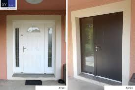 Rénovation : quelle pose pour ma porte d'entrée ?