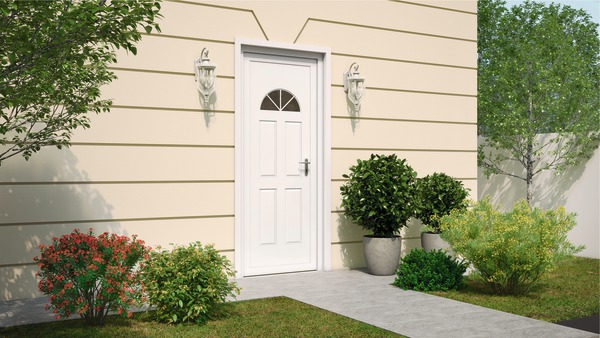 Changement porte d'entrée de 90 par porte de 95 cm de large: comment faire