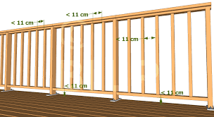comment fixer une balustrade
