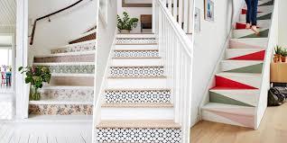 Décoration des escalier, bien choisir les couleurs